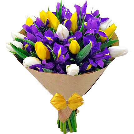 "Bouquet ""Spring rays""  - buy in Ukraine"