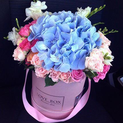 "Flowers in the box ""Temptation""  - buy in Ukraine"