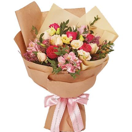 """Bouquet """"Heartbeat""""  - buy in Ukraine"""