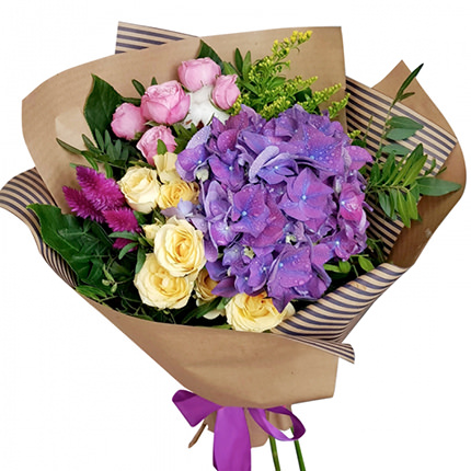 "Stylish bouquet ""Cleopatra""  - buy in Ukraine"