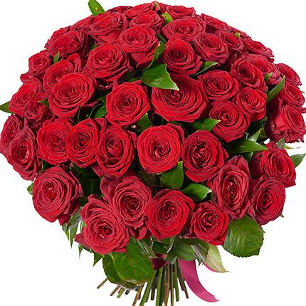 """Акція! """"51 червона троянда""""  - придбати в Україні"""