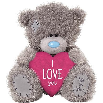 """Мишка Тедди """"I love you""""  - купить в Украине"""