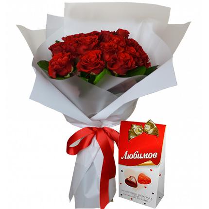 """Bouquet """"Love""""  - buy in Ukraine"""