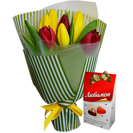 "Bouquet ""My happiness""  - buy in Ukraine"