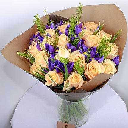 """Bouquet """"Forget-Me-Not""""  - buy in Ukraine"""
