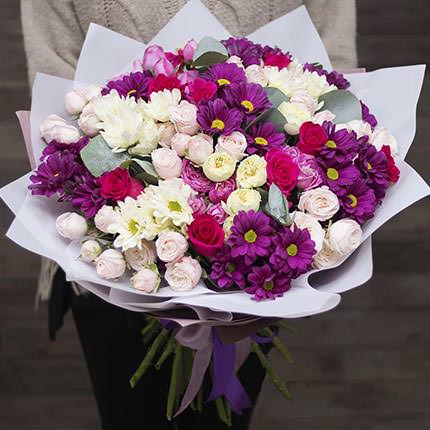 "Bouquet ""All for you ...!""  - buy in Ukraine"