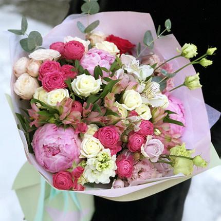 """Bouquet """"Kaleidoscope of happiness""""  - buy in Ukraine"""