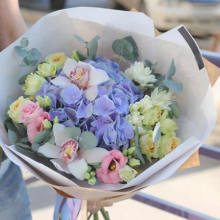 """Delicate bouquet """"Forget-Me-Not""""  - buy in Ukraine"""