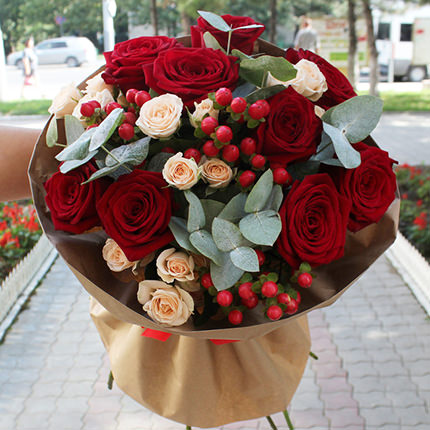 "Bouquet ""Coasts of love!""  - buy in Ukraine"