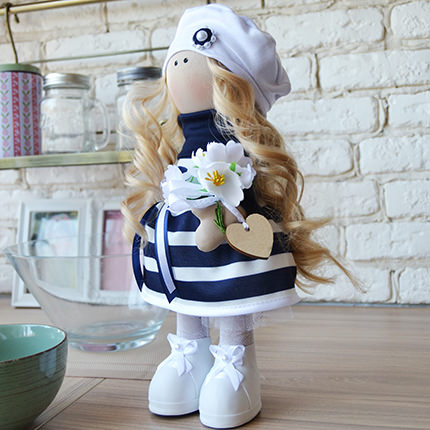 Cute baby doll – from Flowers.ua
