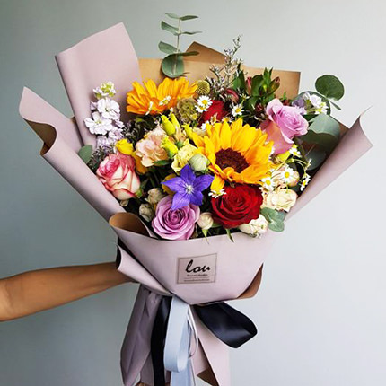 "Bouquet ""Million kisses""  - buy in Ukraine"