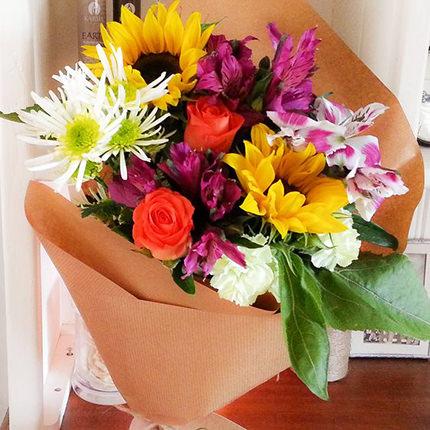 """Bouquet """"July sun""""  - buy in Ukraine"""