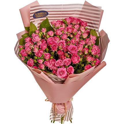 """Букет роз """"Моей милашке!""""  - купить в Украине"""