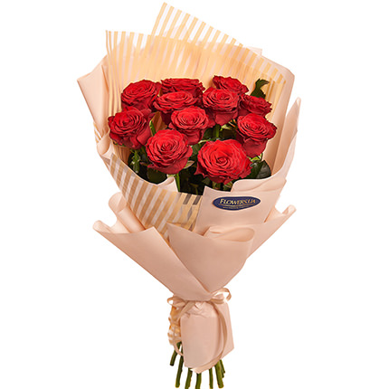 """Букет """"11 красных роз""""  - купить в Украине"""