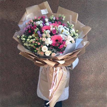 """Giant bouquet """"Perfect girl""""  - buy in Ukraine"""