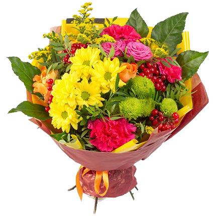 "Bouquet ""For September's holiday!""  - buy in Ukraine"