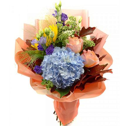 "Autumn bouquet ""Day of Knowledge!""  - buy in Ukraine"