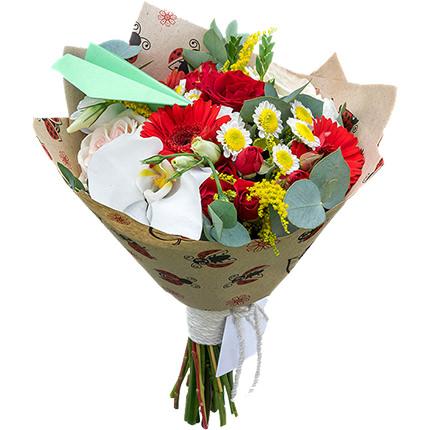 """Bouquet """"Back to school!""""  - buy in Ukraine"""