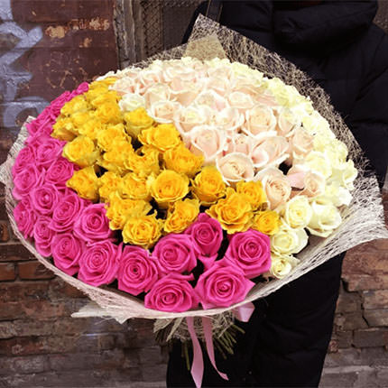 "Bouquet ""Our secret with you""  - buy in Ukraine"