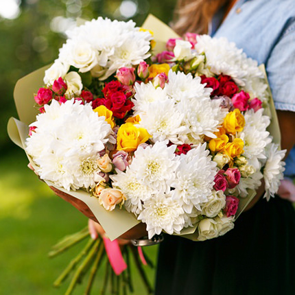 "Bouquet ""Everything for us!""  - buy in Ukraine"