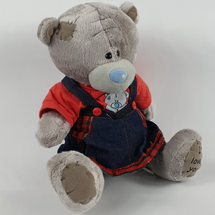 Teddy Bear (girl)  - buy in Ukraine