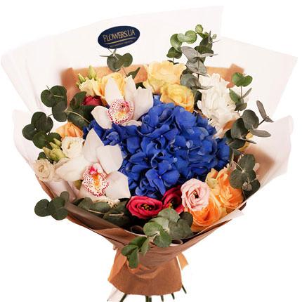 """Delicate bouquet """"Forget-Me-Not!""""  - buy in Ukraine"""