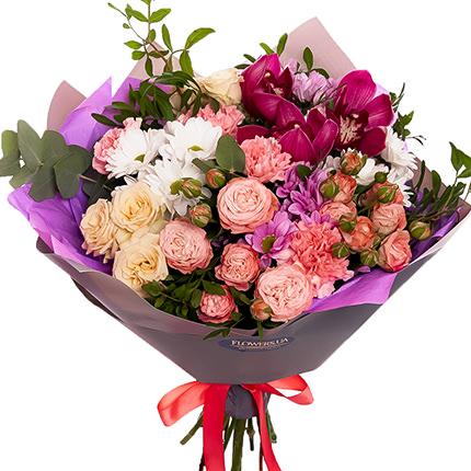 "Bouquet ""The flowering of feelings""  - buy in Ukraine"