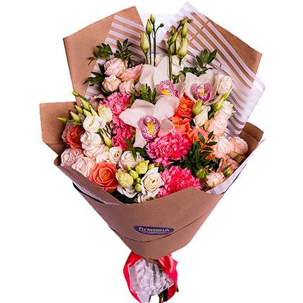 "Delicate bouquet ""The Edge of Love!""  - buy in Ukraine"