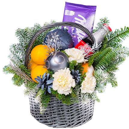 """Gift basket """"For the holiday!""""  - buy in Ukraine"""