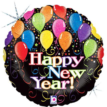 """Шарик """"New Year!""""  - купить в Украине"""