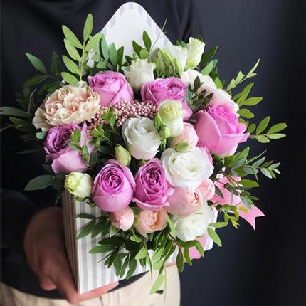 """Composition in ornamental flowerpot """"Fairy Tale""""  - buy in Ukraine"""