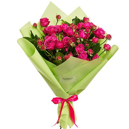 "Bouquet ""5 spray roses""  - buy in Ukraine"