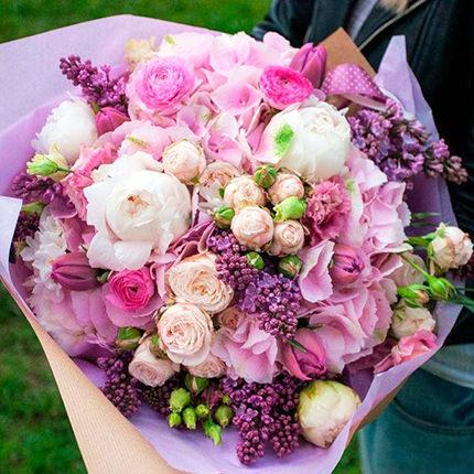 """Delicate bouquet """"From the spring garden!""""  - buy in Ukraine"""