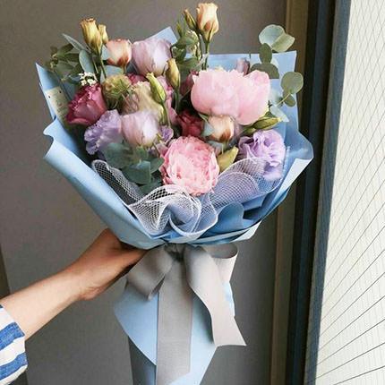 """Delicate bouquet """"Ballerina""""  - buy in Ukraine"""