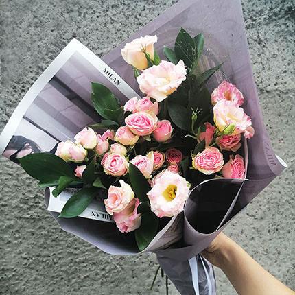 """Author's bouquet """"Milan""""  - buy in Ukraine"""