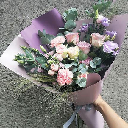 """Авторский букет """"Цветочный Фьюжн""""  - купить в Украине"""