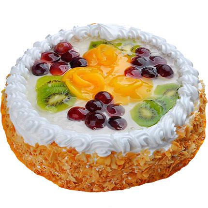 "Cake ""Fruit""  - buy in Ukraine"