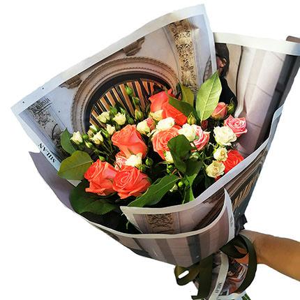 """Author's bouquet """"Coral reef""""  - buy in Ukraine"""