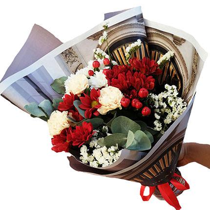 """Author's bouquet """"Classic""""  - buy in Ukraine"""