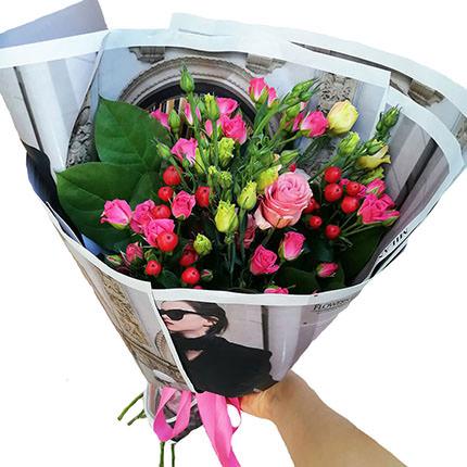 """Author's bouquet """"Romance""""  - buy in Ukraine"""