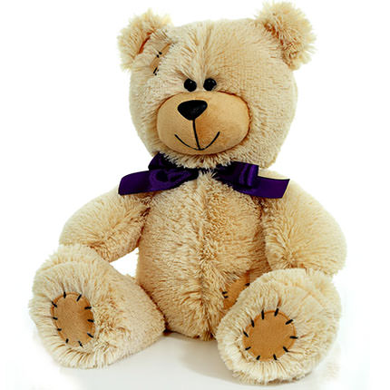 Teddy bear (beige)  - buy in Ukraine