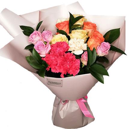 "Author's bouquet ""Bright day!""  - buy in Ukraine"