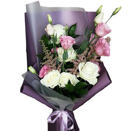 """Author's bouquet """"Bright accent!""""  - buy in Ukraine"""