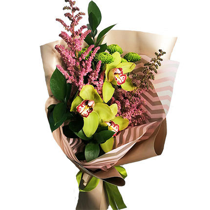 "Author's bouquet ""Tropical prize""  - buy in Ukraine"