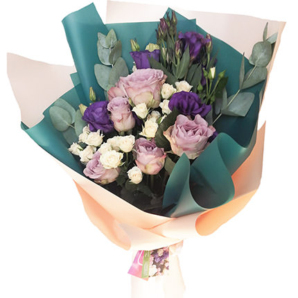 """Author bouquet """"Happiness exists!""""  - buy in Ukraine"""