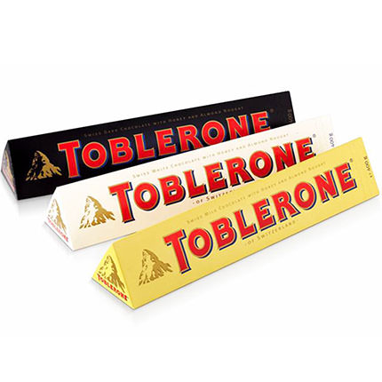 """Шоколад """"Toblerone"""" (в асортименті)  - придбати в Україні"""