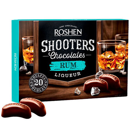 """Конфеты """"Shooters Rum""""  - купить в Украине"""