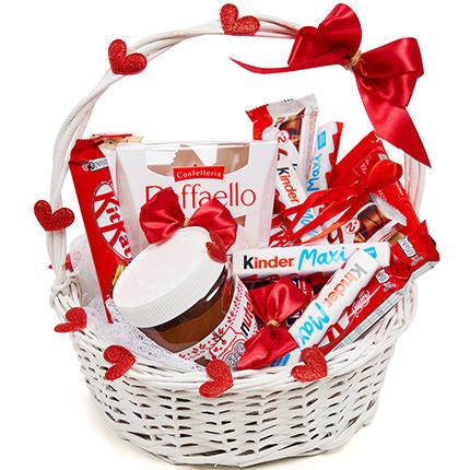 "Gift Basket ""Love You""  - buy in Ukraine"