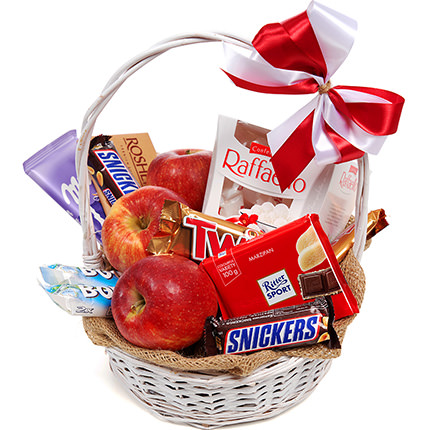 "Gift basket ""Temptation"" – from Flowers.ua"