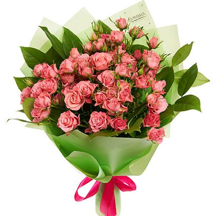 Букет кустовых роз   - купить в Украине
